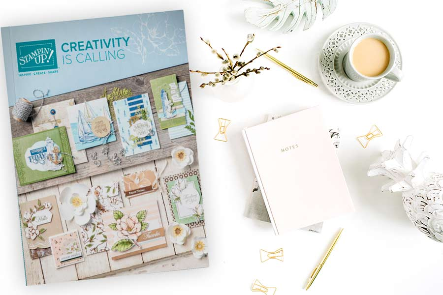 2019-2020 Stampin Up New Catalog Release!